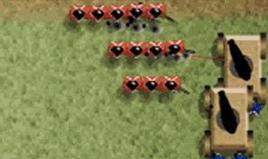 Original game title: Redcoat Invasion