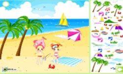 Beach Designing