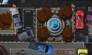 Parking Supercar City
