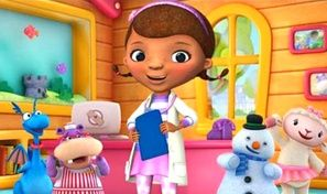 Doc McStuffins Clinic for Stuffed Animals and Toys