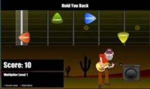 Original game title: Mr. Mucky Guitar Legend