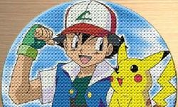 Pokemon Taartpuzzel
