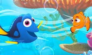 Dory Keeps Swimming