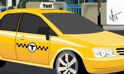 Taxibil Racing