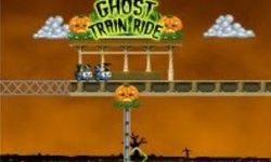 Halloween Achtbaan