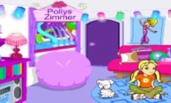 Polly's Kamer Decoratie