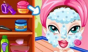 Bratz Facial Makeover