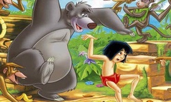 Jungle Book Hidden Objects
