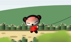 Original game title: Funny Love Kite