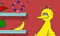 Big Bird's Word Game