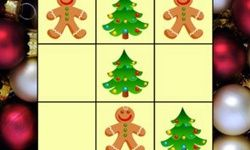 Christmas Tic Tac Toe