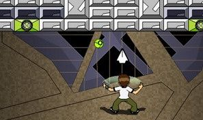 Original game title: Ben 10 Blockade Blitz