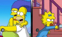 Simpson Movie Similarities