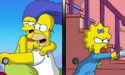 Simpson Movie Similarities