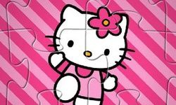 Hello Kitty Puzzle Jigsaw