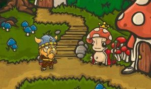 The Curse of the Mushroom King