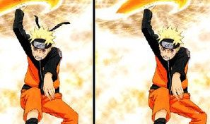Naruto Differences