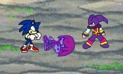 Sonic RPG 4 part 2