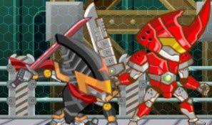 Robo Duel Fight 2: Ninja