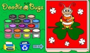 Original game title: Doodle Bugs Coloring