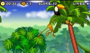 Original game title: Spider Monkey