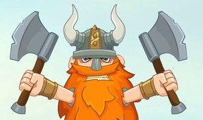 Original game title: Saga of Ragnar