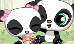 Littlest Pet Shot: Panda Bloom Boom