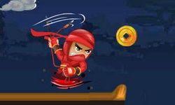 Running Ninjago