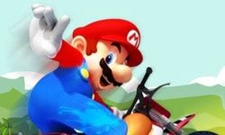 Coconut Island Mario Moto