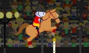 Original game title: Pepcid Show Jumping