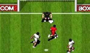 Original game title: Euro Striker 2012