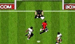 Original game title: Euro Striker 2012