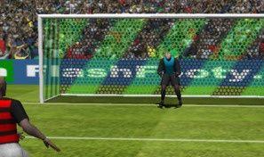 Penalty Fever 3D: Brazil