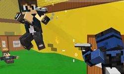 Blocky Combat Swat
