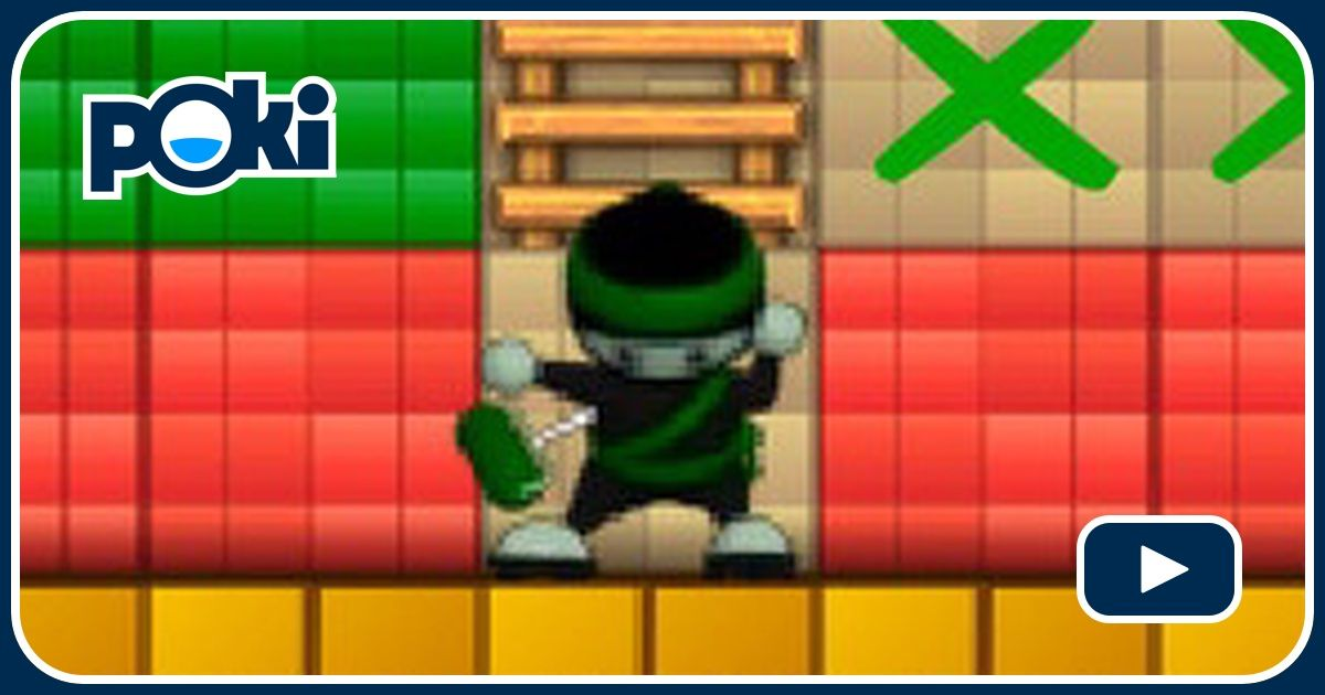 Gioco di ninja