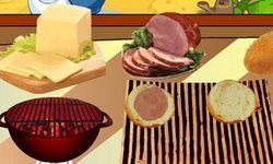 Disney Sandwich