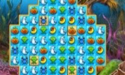 Bejeweled : Effrayant Poisson