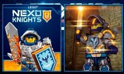 Lego Nexo Knights Memory