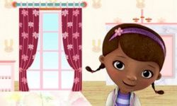 Doc McStuffins Living Room Decoration
