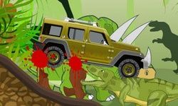 Jurassic Jeep Madness