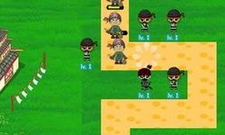 Ninjas vs Pirates TD 3
