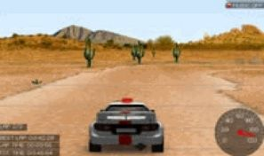 Original game title: 3d Rally Racing