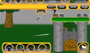 Original game title: Battlefield Castle