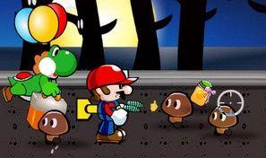 Gunslinging Mushrooms