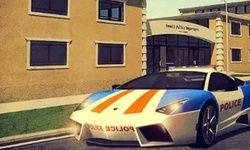Parking Police Car 2