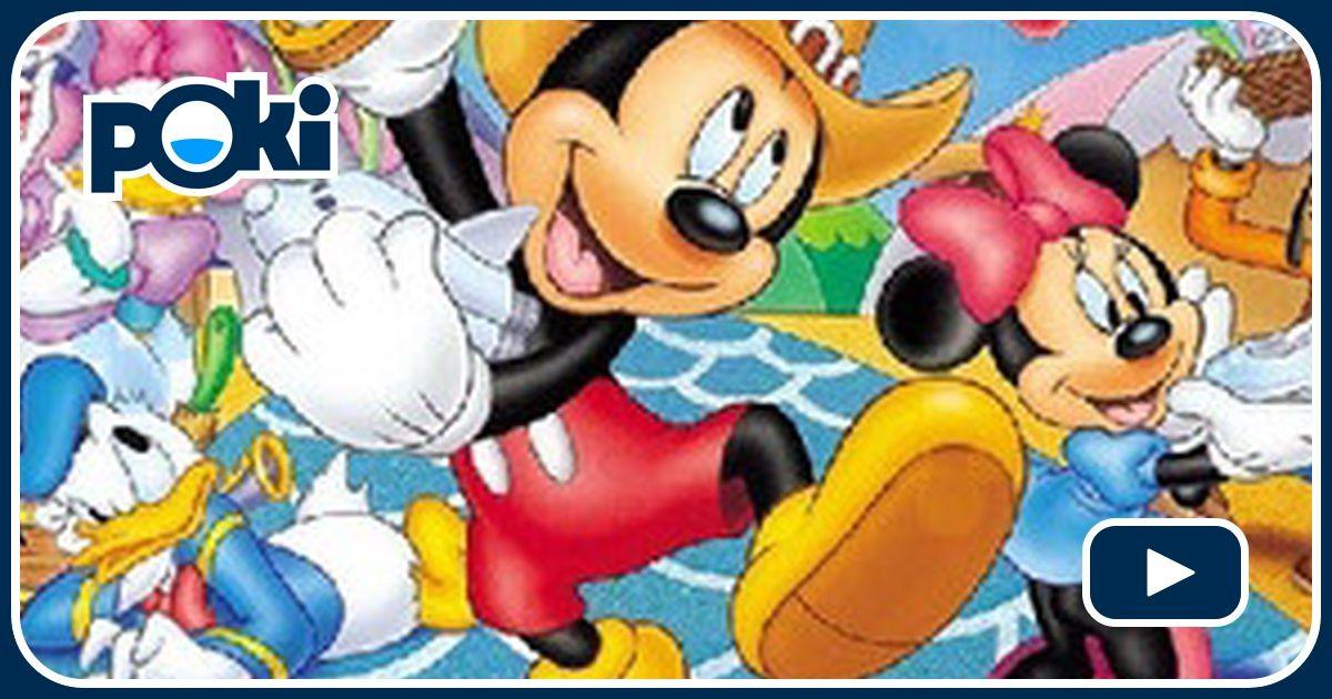 mickey mouse spiele online kostenlos