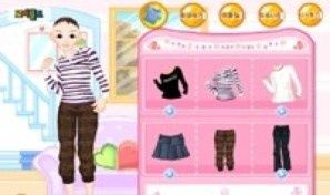 Original game title: Mellyna Make Over