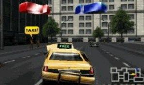 Original game title: Cab Driver