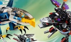 Lego Chima Eagle Fighter