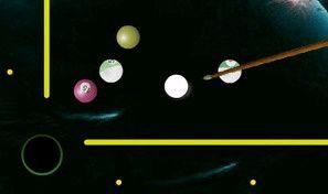 Original game title: Space Pool
